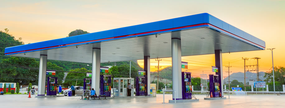 Security Solutions for Gas Stations in Fletcher,  NC